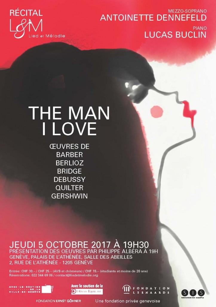 Affiche_The Man  I love_5 octobre
