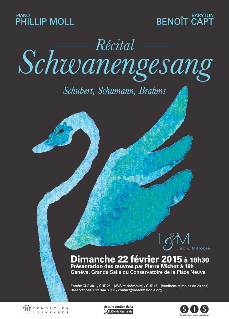 Recital Schwanengesang-LiedetMelodie.22.02.2015