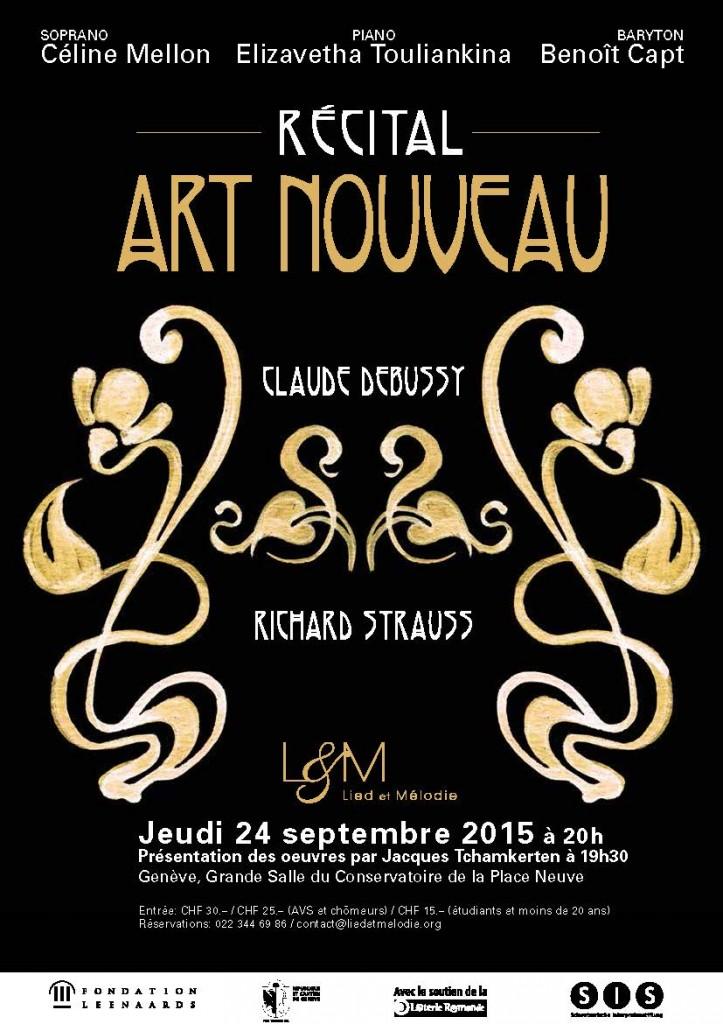 Recital Art Nouveau-LiedetMelodie.24.09.2015